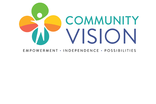 Community Vision logo detail