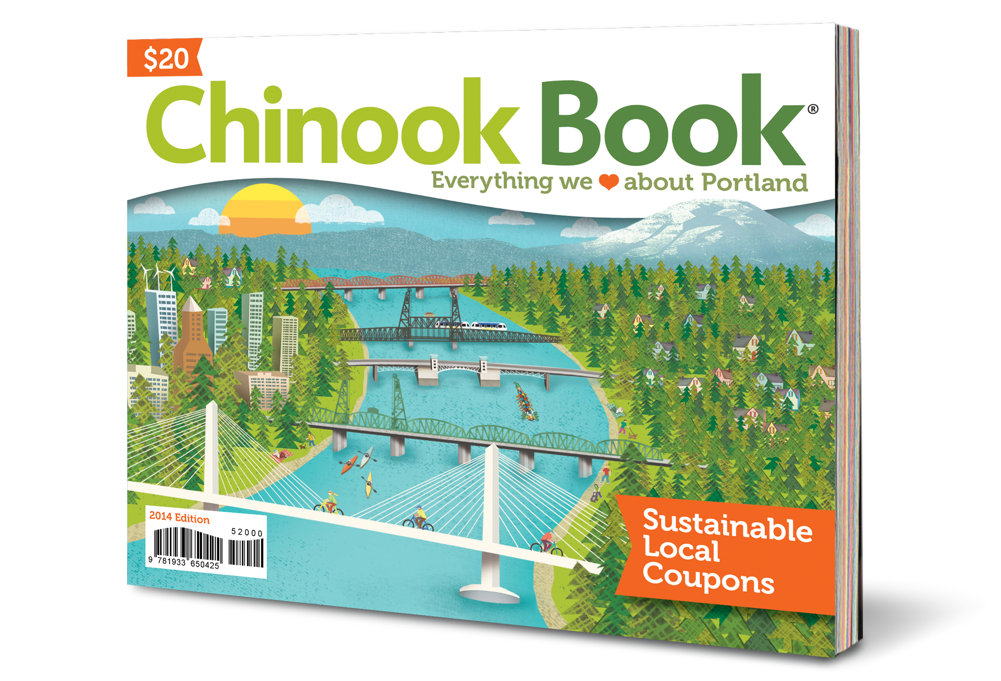 Chinook book 3D 2014