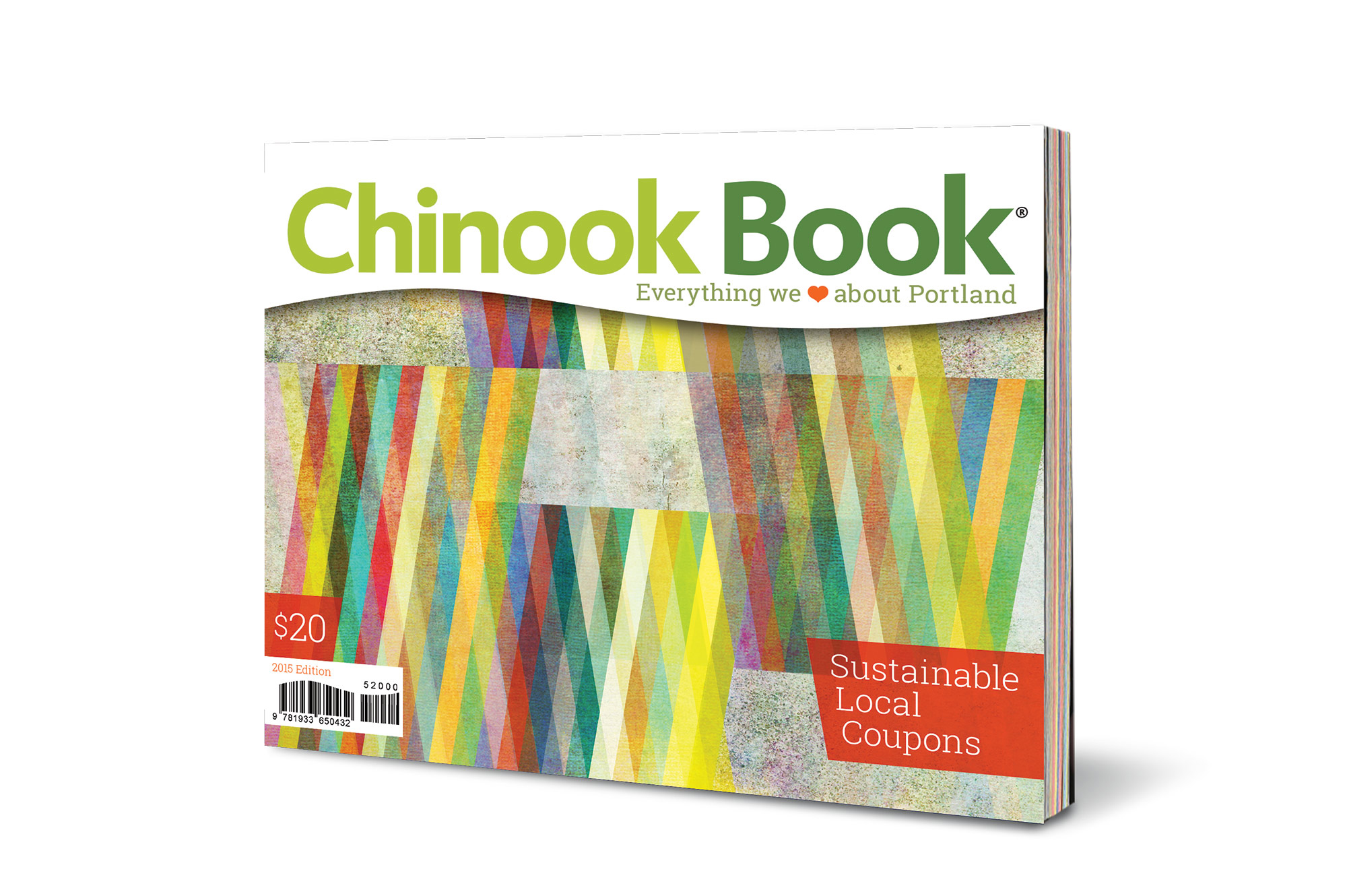 Chinook book 3D 2015
