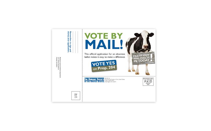 HSUS mailer back 1